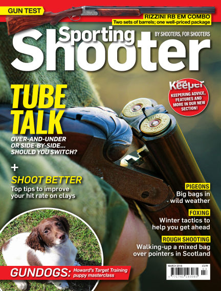 Sporting Shooter January 31, 2018 00:00