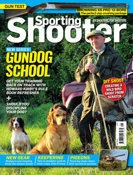 Sporting Shooter March 28, 2018 00:00