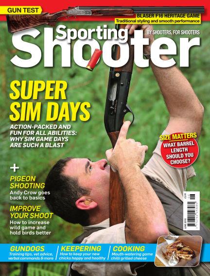 Sporting Shooter April 25, 2018 00:00