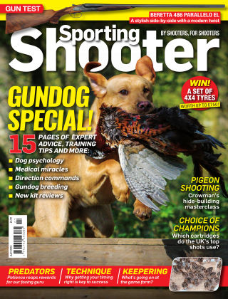 Sporting Shooter July 2018