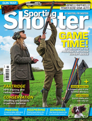 Sporting Shooter November 2018
