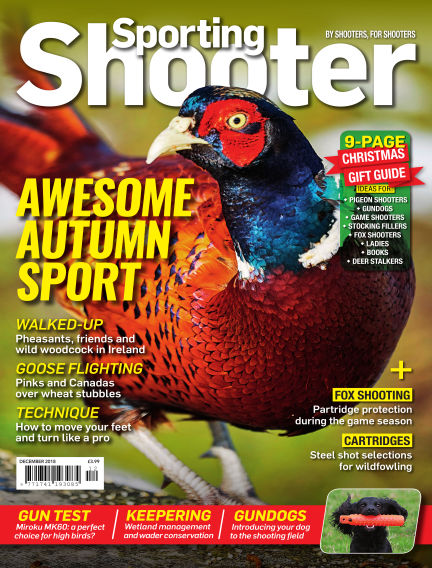 Sporting Shooter October 31, 2018 00:00