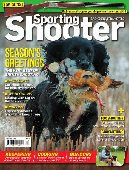 Sporting Shooter November 28, 2018 00:00