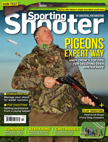 Sporting Shooter January 30, 2019 00:00