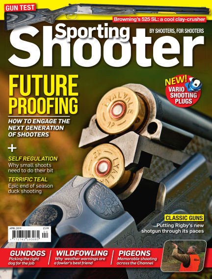 Sporting Shooter February 27, 2019 00:00