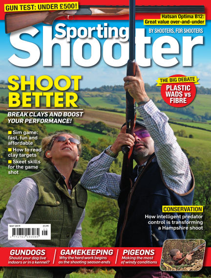 Sporting Shooter March 27, 2019 00:00