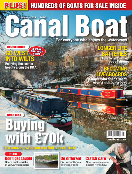 Canal Boat December 03, 2014 00:00