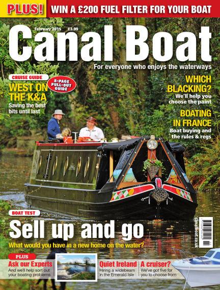 Canal Boat January 02, 2015 00:00
