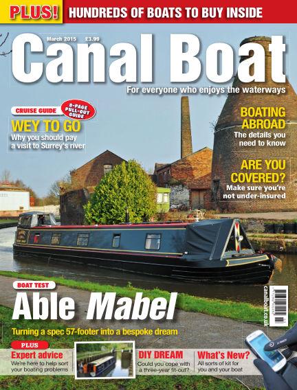 Canal Boat February 04, 2015 00:00