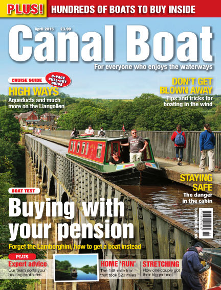 Canal Boat March 04, 2015 00:00