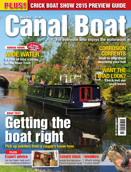 Canal Boat April 01, 2015 00:00