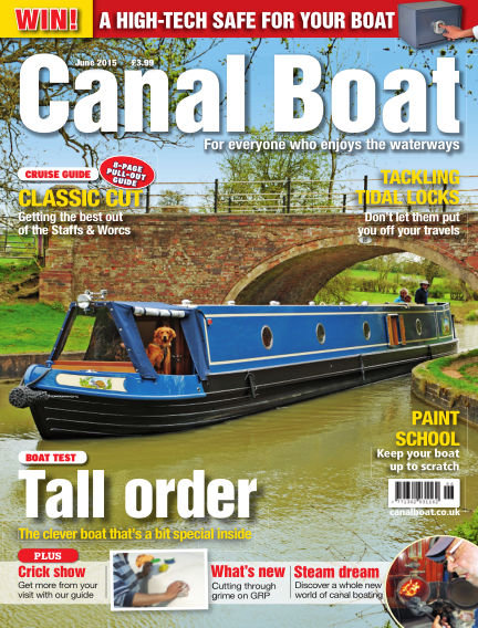 Canal Boat May 06, 2015 00:00