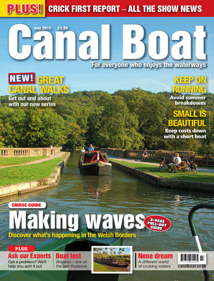 Canal Boat June 03, 2015 00:00