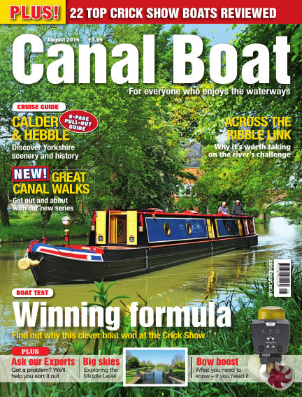 Canal Boat July 01, 2015 00:00