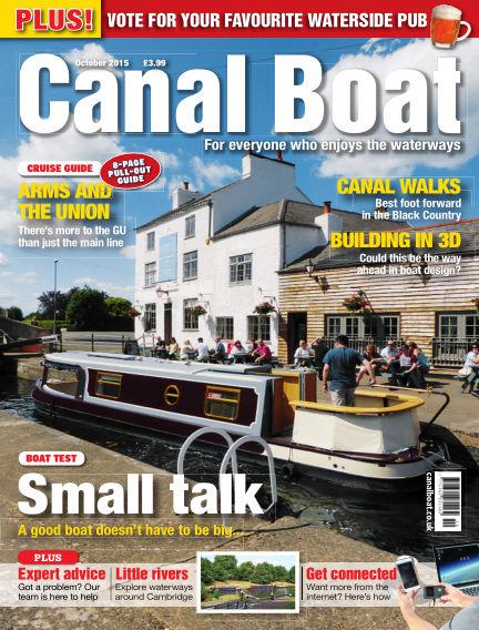 Canal Boat September 02, 2015 00:00
