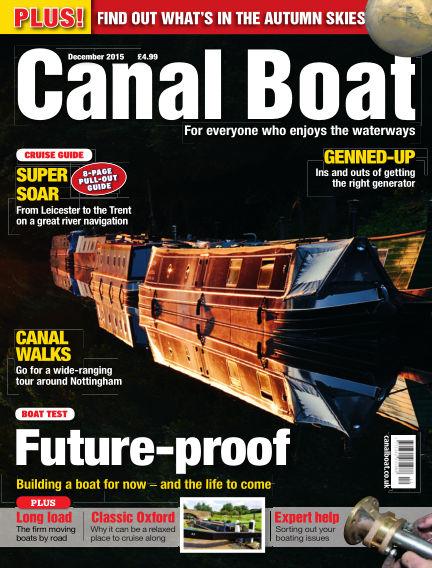 Canal Boat November 04, 2015 00:00