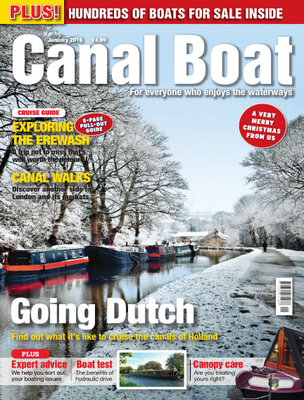 Canal Boat December 02, 2015 00:00
