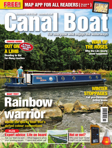 Canal Boat October 05, 2016 00:00