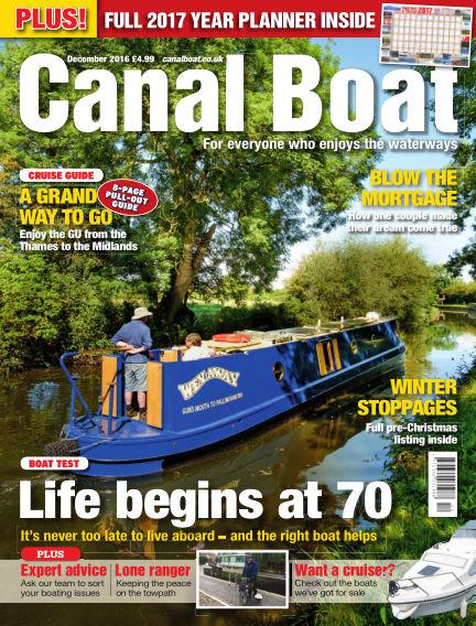 Canal Boat November 02, 2016 00:00
