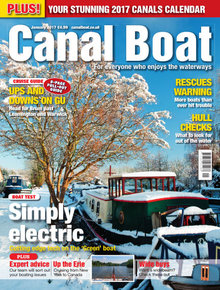 Canal Boat November 30, 2016 00:00