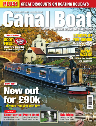 Canal Boat March 2017