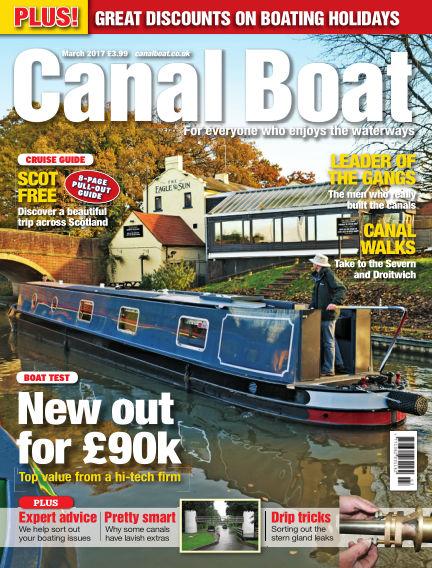 Canal Boat February 01, 2017 00:00