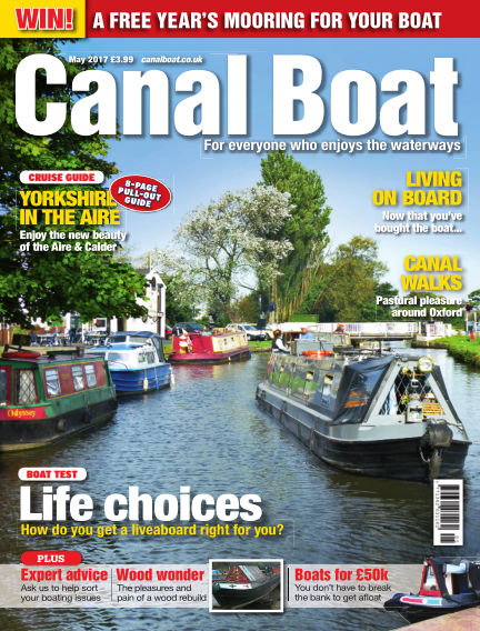 Canal Boat March 29, 2017 00:00