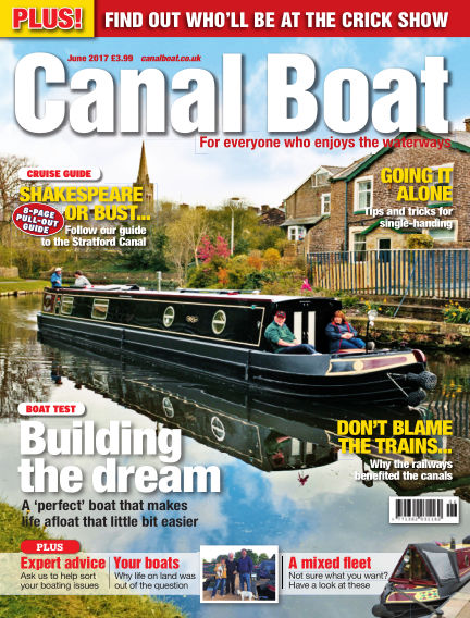 Canal Boat May 03, 2017 00:00
