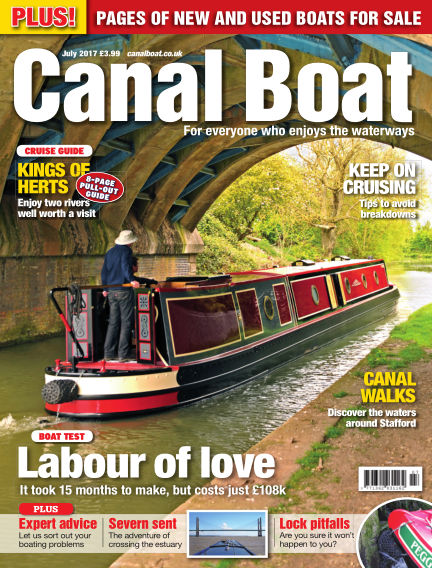 Canal Boat May 31, 2017 00:00