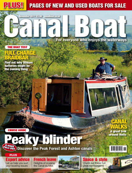 Canal Boat October 04, 2017 00:00