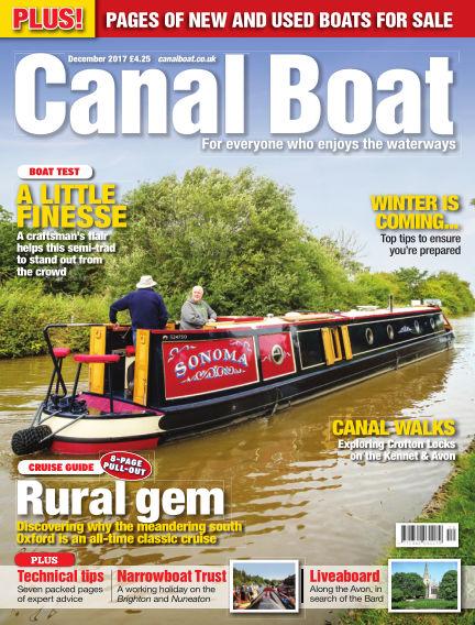 Canal Boat November 01, 2017 00:00