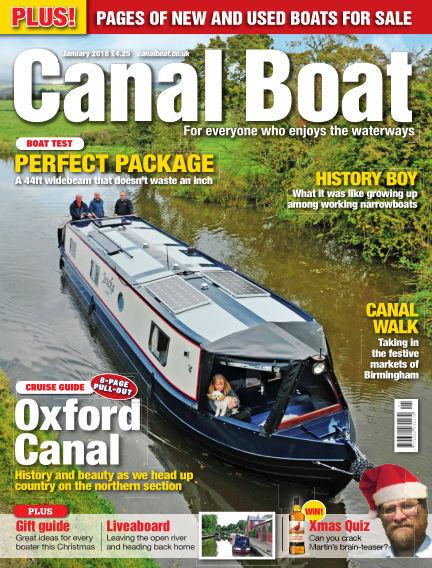 Canal Boat November 29, 2017 00:00