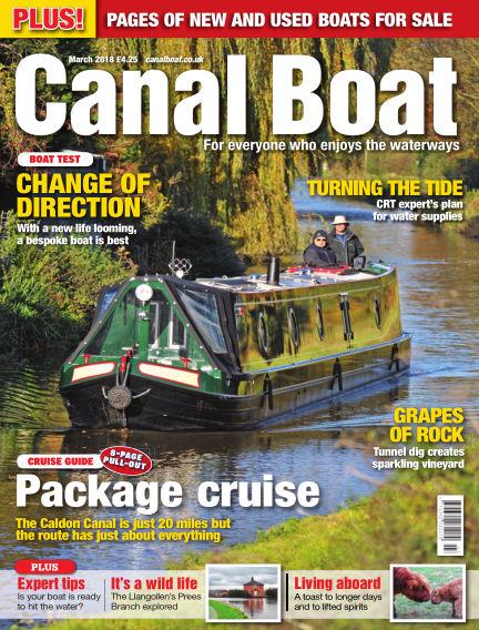 Canal Boat January 31, 2018 00:00