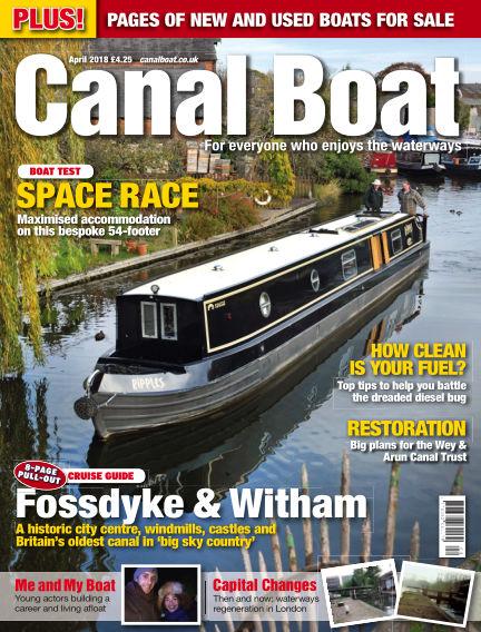 Canal Boat February 24, 2018 00:00