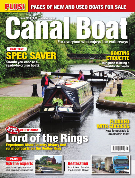 Canal Boat March 28, 2018 00:00
