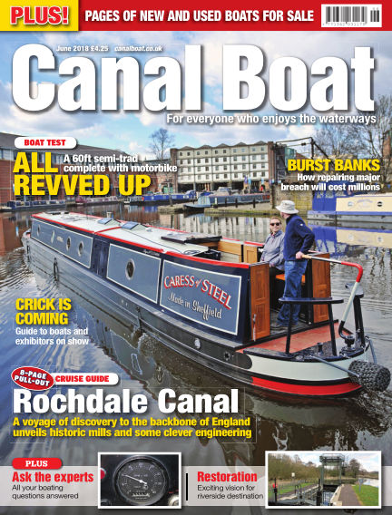 Canal Boat May 02, 2018 00:00