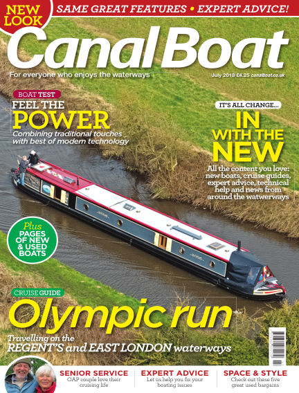 Canal Boat May 30, 2018 00:00