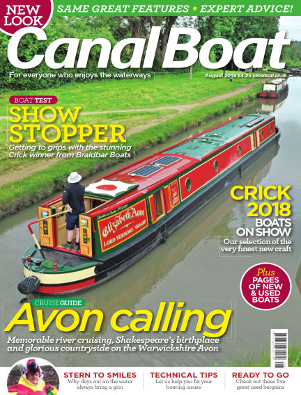 Canal Boat June 27, 2018 00:00