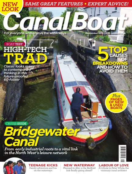 Canal Boat August 01, 2018 00:00