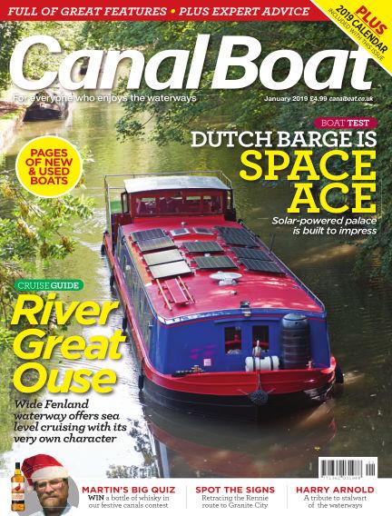Canal Boat November 28, 2018 00:00
