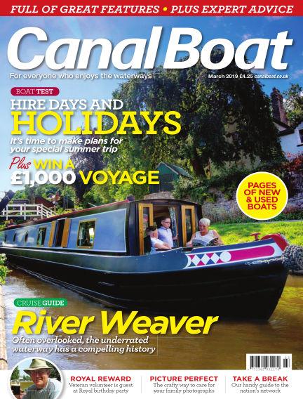 Canal Boat January 30, 2019 00:00