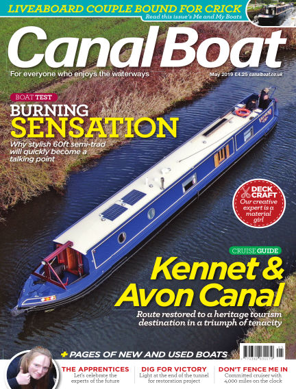 Canal Boat March 27, 2019 00:00