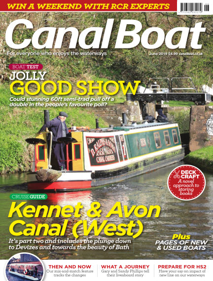 Canal Boat May 01, 2019 00:00