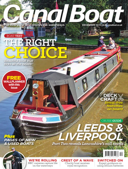 Canal Boat October 30, 2019 00:00