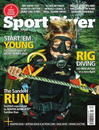 Sport Diver January 2015