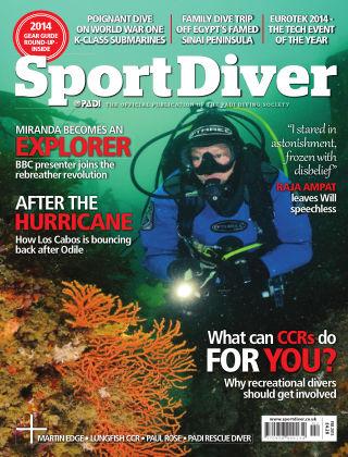 Sport Diver February 2015