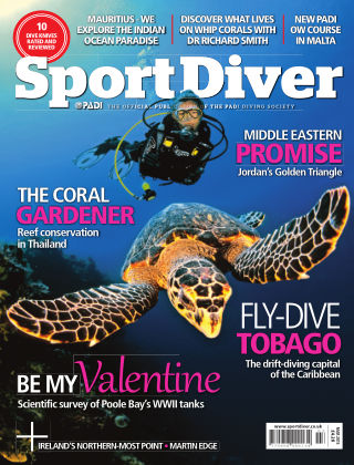 Sport Diver March 2015