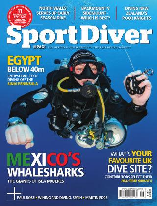 Sport Diver June 2015