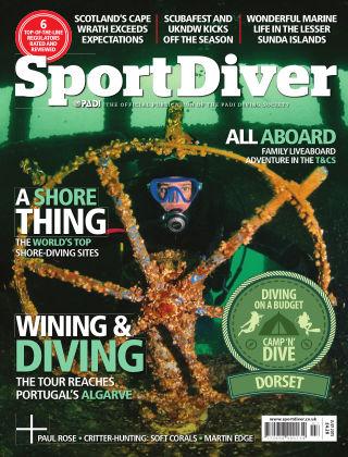 Sport Diver July 2015