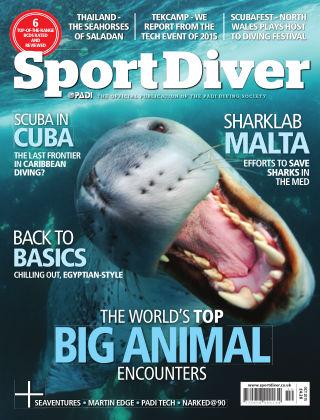 Sport Diver October 2015